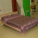 Кровать двухспальная.