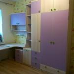 Набор мебели для детской.