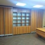 Набор мебели для офиса. ЛДСП Ламарти Орех миланский