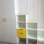 Набор мебели для детской. ЛДСП Ламарти Белый 16 мм