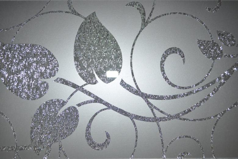 Белый рисунок стекле цены на стеновые панели для кухни в серпухове